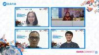 Dukung Kemajuan Industri Berbasis Budaya, DANA Dorong Perajin Batik Go Digital