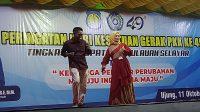 Lomba Menyanyi Antar Kepala Desa, Meriahkan HKG PKK ke-49 Kepulauan Selayar