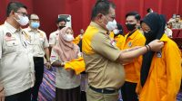 Rektor UNM Lepas 3.678 Mahasiswa Mengabdi ke Masyarakat Sulsel dan Sulbar