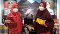 Pemkab Gowa Kenalkan Produk BUMDes pada APKASI Otonomi Expo 2021 di Jakarta