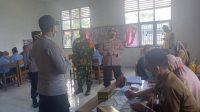 Ratusan Peserta Didik SMK Negeri 3 Selayar Jalani Vaksinasi Covid- 19 Tahap Pertama