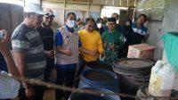 Dukung Program Pemerintah, MPM Muhammadiyah Sidrap Gelar Pelatihan Pertanian Terpadu