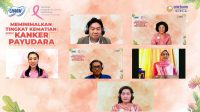 Charm dan YKPI Bersinergi Dukung Aksi Pink Ribbon