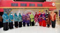 PKK Sulsel Kerja Sama Imperata-Pipo Perkenalkan Budaya Batik kepada Ibu dan Anak