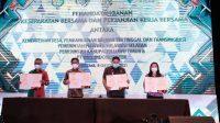 PT Vale Teken MoU dan PKB Program PPM