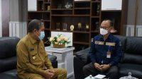 Bupati Sidrap Terima Kunjungan Tim Implementasi PUR Bank Indonesia