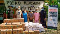 Bantuan Pangan Hadir untuk Korban Banjir dan Longsor di Luwu