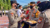 Reward Bagi 12 Personel Merupakan Peningkatan Budaya Kinerja di Polres Enrekang