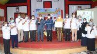 Kabupaten Enrekang Menerima Penghargaan Anugerah Parahita Ekapraya Kategori Pratama