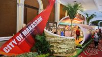 Makassar Kembali Raih Stand Terbaik Satu Pada Ajang APEKSI 2021