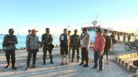 Bupati Selayar Tinjau Progres Pelaksanaan Proyek Peningkatan Jalan Ruas Garaupa Menuju Pelabuhan Kawau