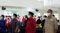Wabup Takalar Hadiri Pelantikan Pemuda PMII di Takalar