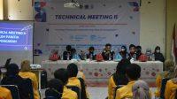 106 Peserta Ikuti Technical Meeting II PMP-OMK XXIV