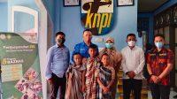 Empat Mahasiswa ikut Program Sunatan Massal Gratis dari BAZNAS Makassar, KNPI dan Pemuda Pancasila
