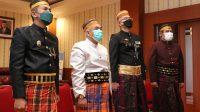 Wabup Bantaeng Bersama Forkopimda Ikuti Peringatan HUT ke-352 Provinsi Sulsel Secara Virtual