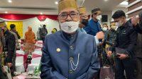 Wali Kota Palopo Hadiri Paripurna Hari Jadi Sulsel ke-352