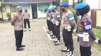 Propam Polres Pelabuhan Makassar Apel Pagi, Ini Tujuannya