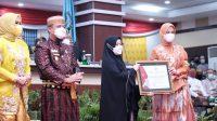 TP PKK Gowa Raih Penghargaan di Hari Jadi ke-352 Sulsel
