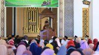 Bupati Budiman Ajak Warga Teladani Akhlak Nabi Muhammad