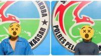 Polres Pelabuhan Makassar Tangkap Dua Terduga Penyalahguna Narkoba di Ablam