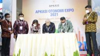 Bantaeng Perkenalkan Grand Desain PLTB di Laut Pa'jukukang di APKASI Otonomi Expo 2021