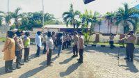 Tingkatkan Kemampuan Tim Negosiator, Ini yang Dilakukan Polwan Polres Pelabuhan Makassar