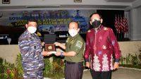 Wakil Ketua MPR RI Sosialisasi Empat Pilar MPR RI di Mako Lantamal VI Makassar