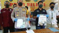 Polisi Menangkap Dua Terduga Bandar Judi Togel Online