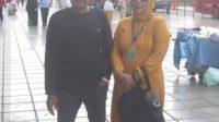 H Sadar dan H Unjung Siap Keliling Desa untuk Andi Rahim
