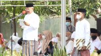 Bupati Iksan Launching Kampung Qur'an Al-Ihsan, Ini Tujuannya!