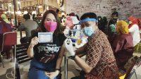 HUT ke-11 TSM Makassar Gelar Vaksinasi Pfizer