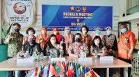 Kunjungi Lions Club Makassar Rajawali, District Governor Erick Suprapto Berikan Arahan dan Lantik Member Baru