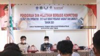 Budiman Optimis Pelatihan Berbasis Kompetensi Tingkatkan Kualitas Tenaga Kerja Luwu Timur