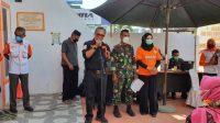 Dihadiri Ketua DPRD Sulsel, Warga Antusias Ikut Vaksin Gratis ORARI Makassar