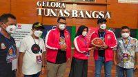 Ajang Pertama Selama Pandemi COVID-19, Perbasi Apresiasi Basket Ball Championshop Wali Kota