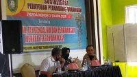 Libatkan Diskominfo, Anggota DPRD Parepare Hj Asmawati Sosialisasi Perda Nomor 2 Tahun 2015