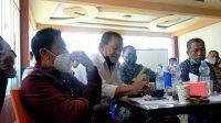 Pengusaha Pelayaran di Parepare Sampaikan Aspirasi Penambahan Dermaga ke Stafsus Wapres RI